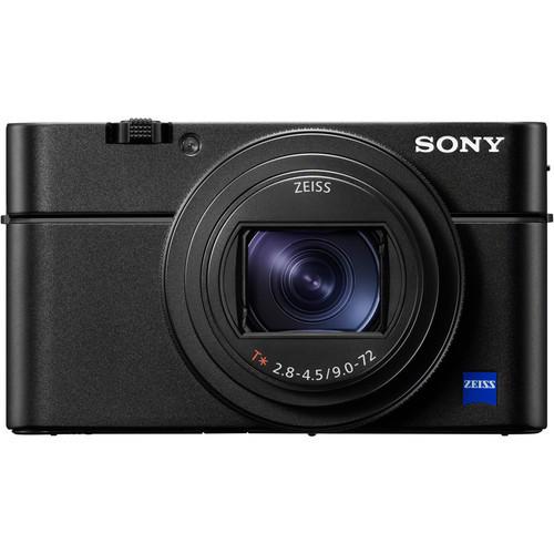 Sony Cyber-shot DSC-RX100 VII Digital Camera with Shooting Grip Kit