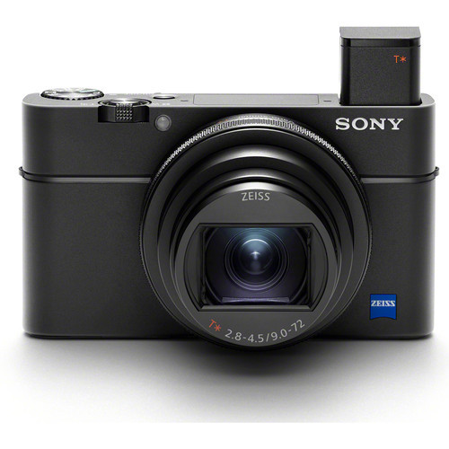 Sony Cyber-shot DSC-RX100 VII Digital Camera with Shooting Grip Kit