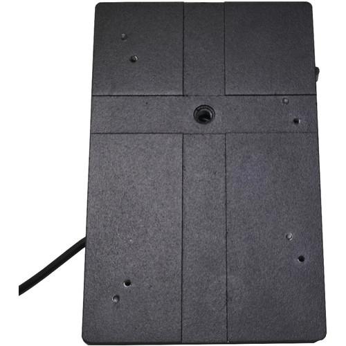 "IndiPRO Tools V-Mount Plate for Blackmagic Pocket Cinema Camera - 1/4""-20 Thread"