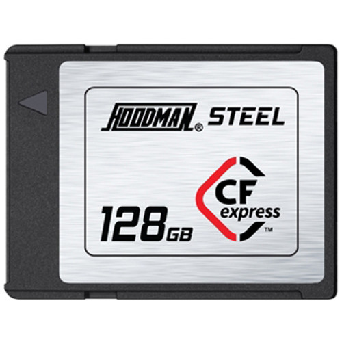 Hoodman CFexpress Memory Card - 128GB