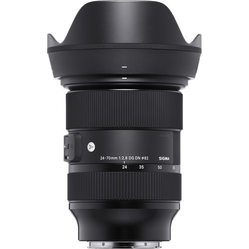 Sigma 24-70mm f/2.8 DG DN Art Lens for Leica L-Mount