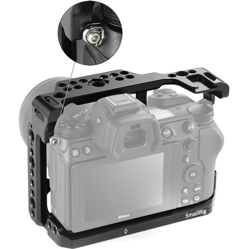 SmallRig Cage - Nikon Z6/Z7 Camera