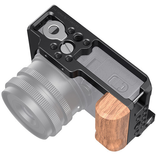 SmallRig Cage with Wooden Grip for Sigma FP