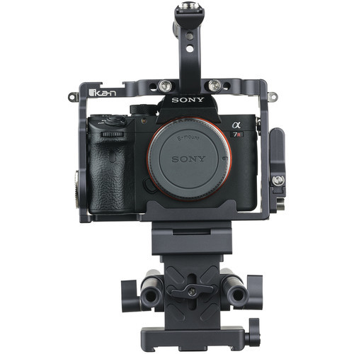 ikan Stratus Complete Cage for Sony a7R IV / a7R III / a7S II / a7 III Cameras