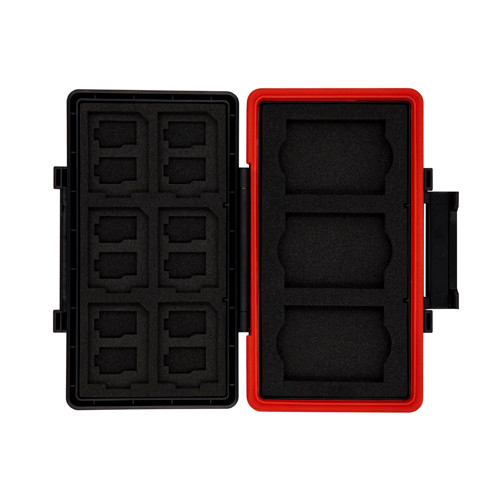 ProMaster Rugged Memory Case for XQD, CFExpress, SD and MicroSD Cards