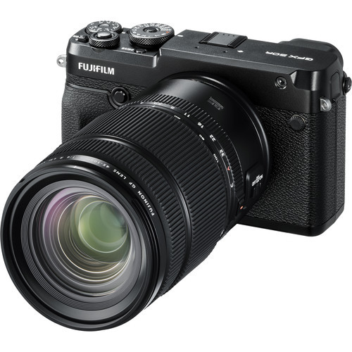 FUJIFILM GF 45-100mm f/4 R LM OIS WR Lens