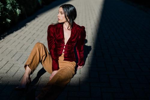 Fashion Editorial Street Shoot