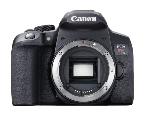 Canon EOS Rebel T8i DSLR Camera Body