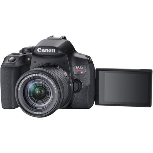 Canon EOS Rebel T8i DSLR Camera Body (Lens Not Included)