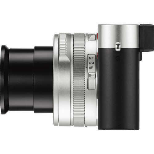 Leica D-Lux 7 Digital Camera - Silver