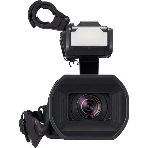 Panasonic HC-X2000 UHD 4K 3G-SDI/HDMI Pro Camcorder with Live Streaming
