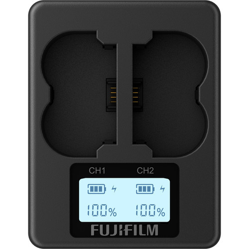 FUJIFILM BC-W235 Dual Battery Charger