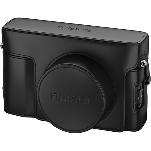 FUJIFILM LC-X100V Leather Case - Black