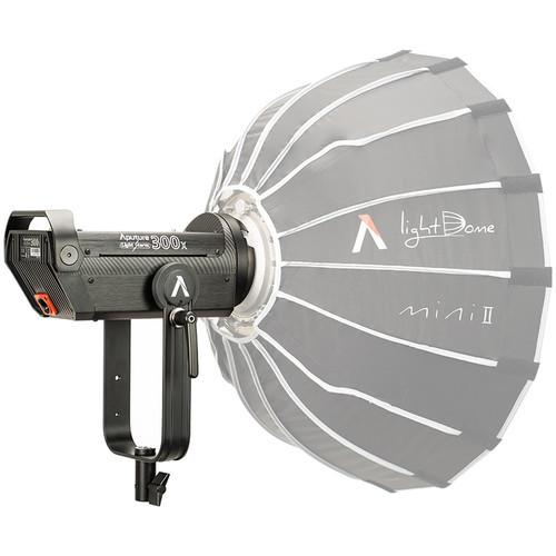 Aputure Light Storm LS300X LED Light Kit with V-Mount Plate