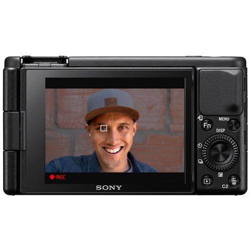 Sony Cyber-shot ZV-1 Digital Camera - Black