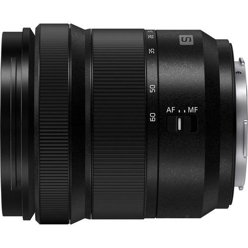 Panasonic Lumix S 20-60mm f/3.5-5.6 Lens