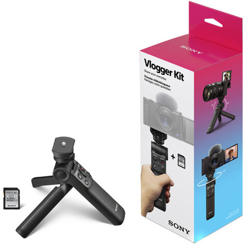 Sony Vlogger Accessory Kit