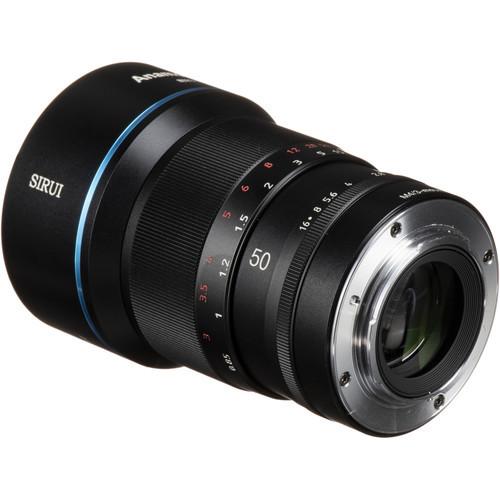Sirui 50mm f/1.8 Anamorphic 1.33x Lens - Micro Four Thirds