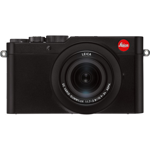 Leica D-Lux 7 Digital Camera - Black