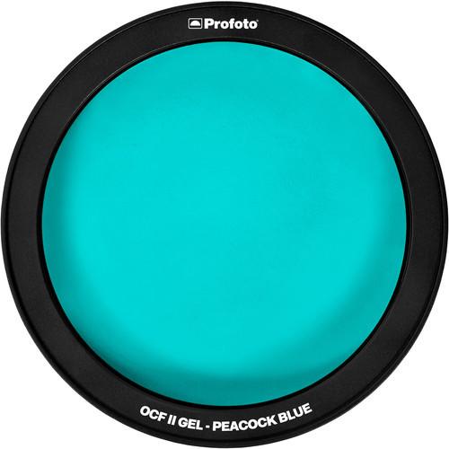 Profoto OCF II Gel Filter - Peacock Blue