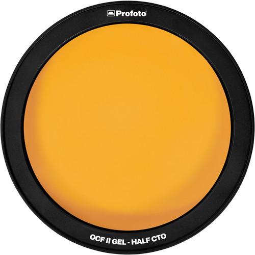 Profoto OCF II Gel Filter - Half CTO