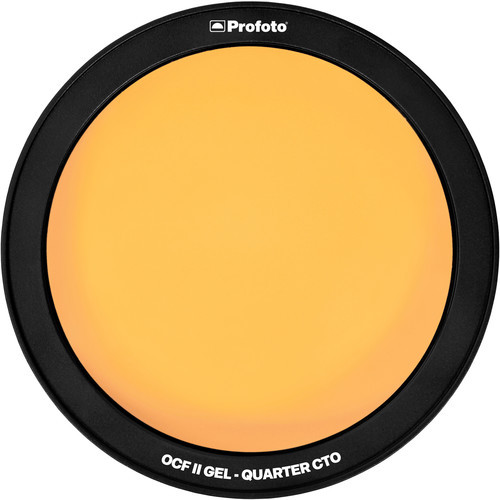 Profoto OCF II Gel Filter - Quarter CTO