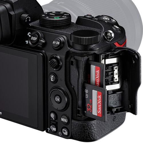 Nikon Z 5 Mirrorless Camera Body