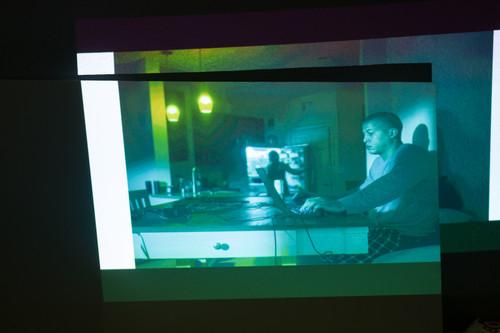 Alternative Backgrounds: Projectors, Screens and Monitors