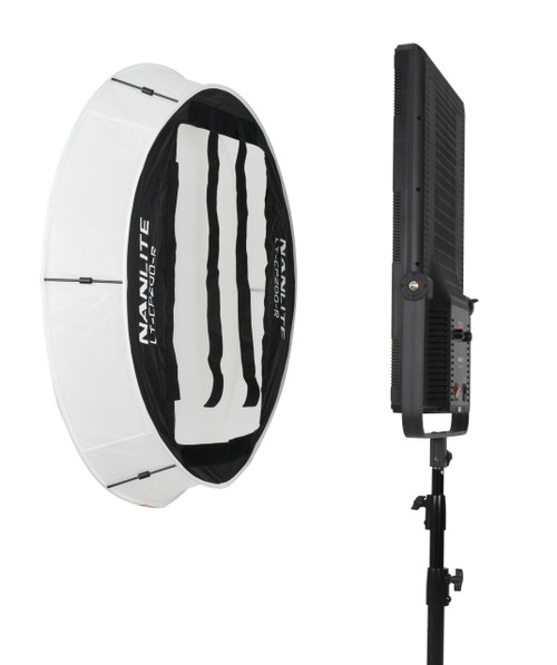 NanLite Compac 200 and 200B Collapsible Lantern Softbox - White