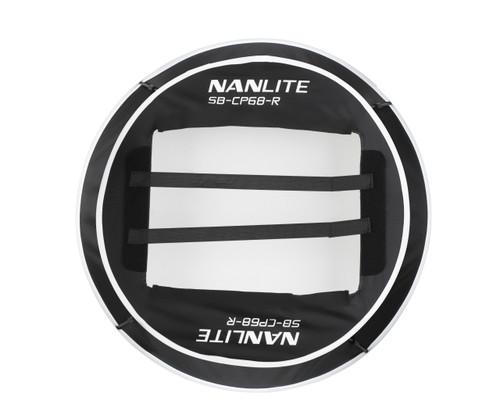 NanLite Compac 68 and 68B Collapsible Lantern Softbox - Black