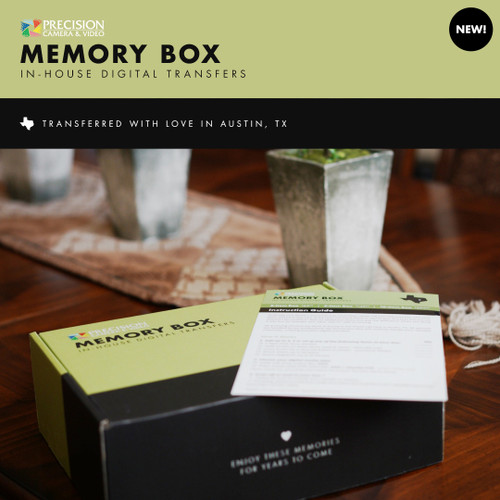 Memory Box - Archiving Service