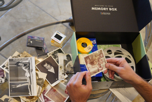 Memory Box - Archiving Service
