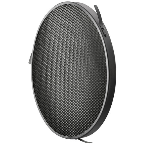 Westcott 45° Deep Focus Reflector with Honeycomb Grids and Diffusion