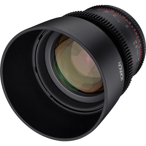 Rokinon 85mm T1.5 DSX High-Speed Cine Lens - Sony E Mount