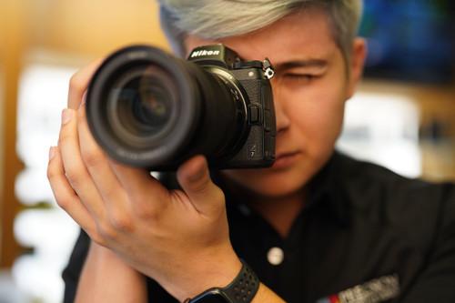 Nikon Z and Advanced DSLR Class