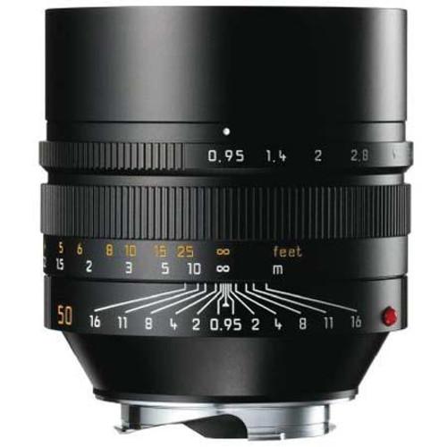 Leica 50mm f/0.95 Noctilux-M ASPH Lens