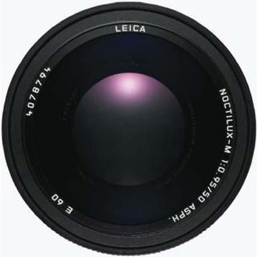 Leica 50mm f/0.95 Noctilux-M ASPH Lens 11602
