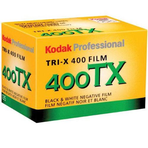 Kodak Professional Tri-X 400 Black and White Negative Film- 35mm Roll Film, 36 Exposures