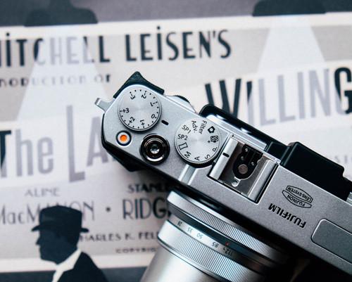 Fujifilm X-Series Basics Class