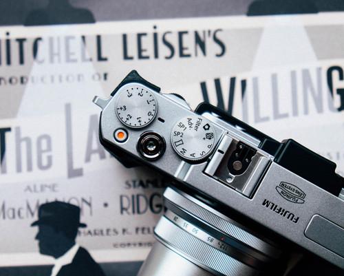 Fujifilm X-Series Intermediate Class