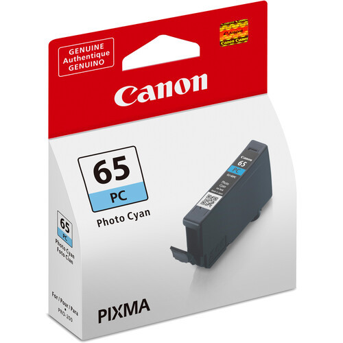 Canon CLI-65 Ink Cartridge - Photo Cyan