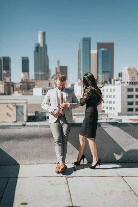 Model Access: Couple Shoot