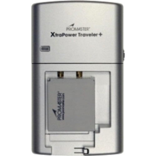 Promaster XtraPower Traveler+ AC/DC Charger - Nikon