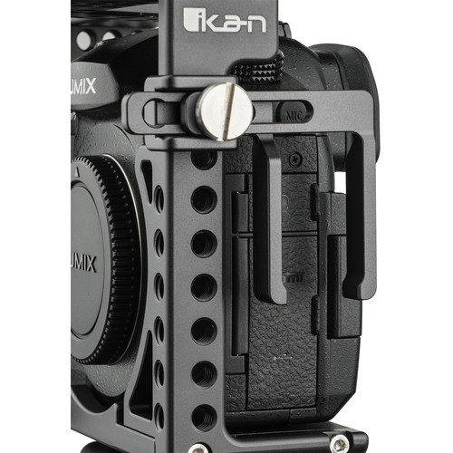 ikan STRATUS Complete Cage for Panasonic GH4/GH5 Cameras