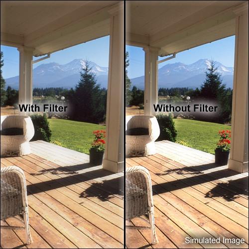 Tiffen Black Pro-Mist 1/8 Filter - 58mm