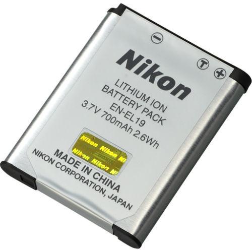 Nikon EN-EL19 Lithium-Ion Battery
