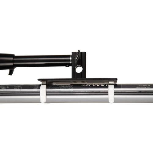 """Nanlite Pavotube Single T12 LED Tube Holder with 5/8"""" Receiver"""