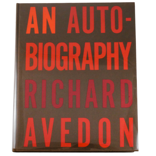 An Autobiography by Richard Avedon (First Edition)