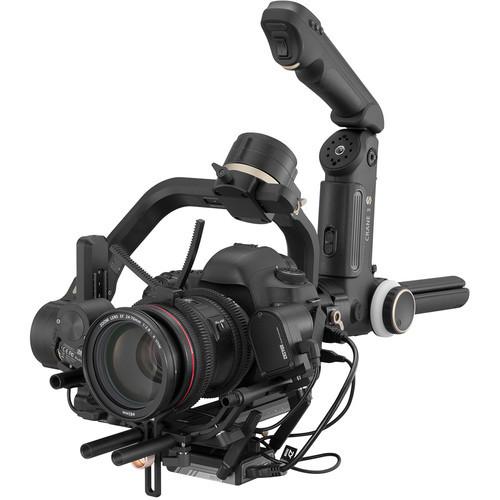 Zhiyun-Tech Crane 3S 3-Axis Gimbal