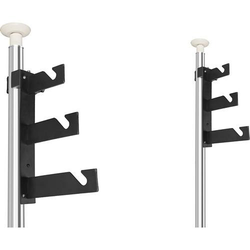 Kupo Triple Hook Set for Background Paper Drive - Pair